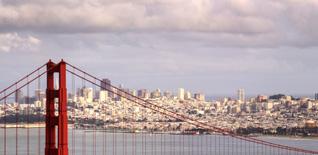 Golden Gate Bridge by Mason Cummings