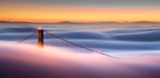 Golden Gate Bridge Anniversary Events Calendar, photo by Steve Landeros