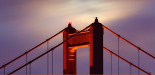 Golden Gate Bridge Anniversary Donations, photo by Della Huff
