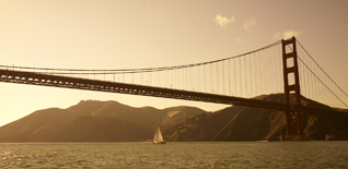 Golden Gate Bridge Stories, photo by Michal Venera